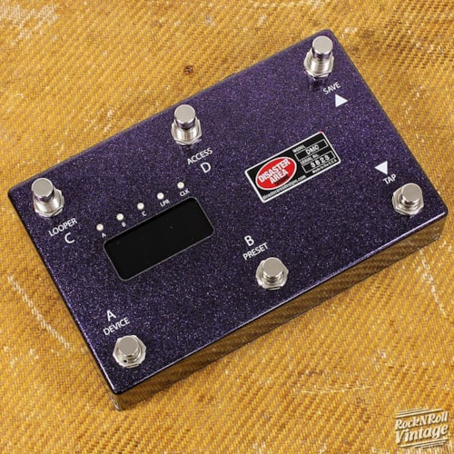 Disaster Area Designs DMC-6 Gen3 - Grape Soda Sparkle
