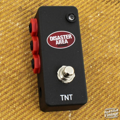 Disaster Area TNT Triple Output Tap and Favorite Switch Brand New $49.99