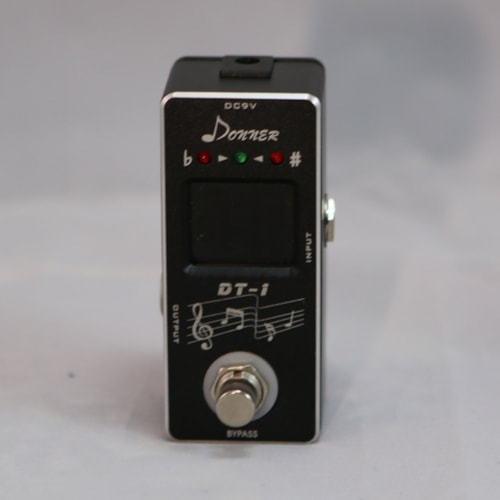 Donner DT-1 Tuner Very Good $29.99