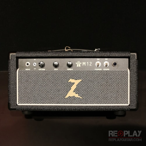 Dr  Z M12 Head > Amps & Preamps | Replay Guitar Exchange
