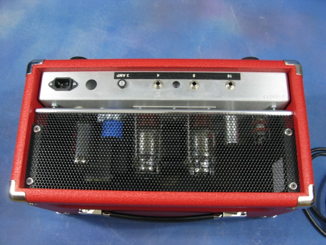 DR.Z Route 66 Head Red, Near Mint, Original Soft