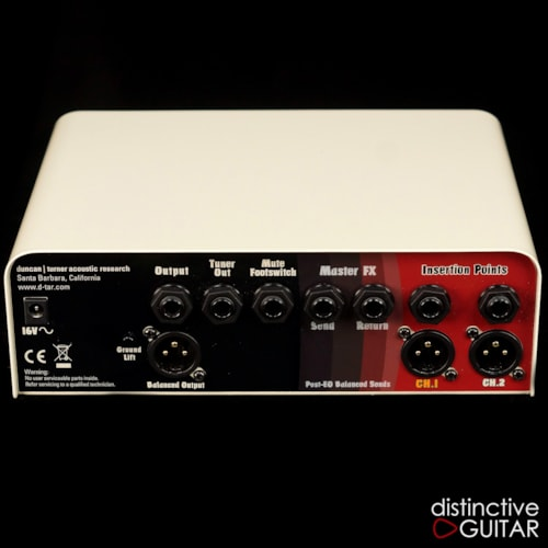 DTAR Solstice Blender Dual Channel Preamp > Amps & Preamps