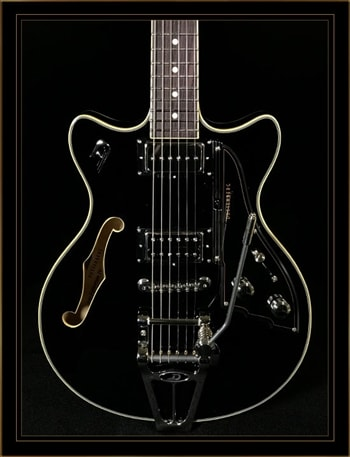 Duesenberg StarPlayer TV Fullerton in Black