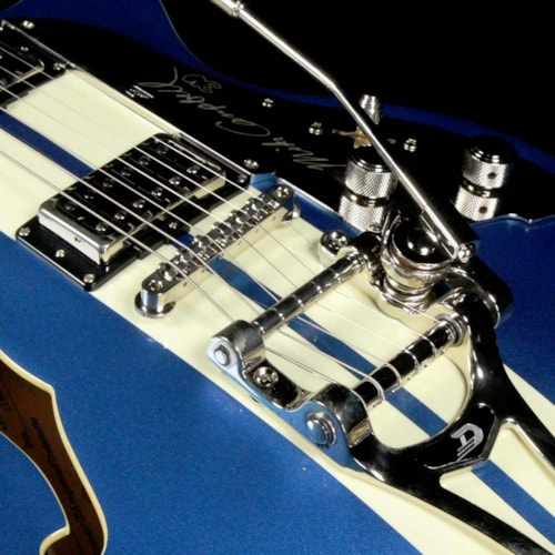 Duesenberg Starplayer TV Mike Campbell Heartbreaker 30th Anniversary 2002