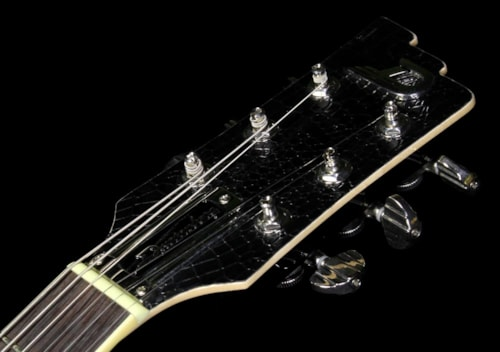 Duesenberg Starplayer TV Outlaw Electric Guitar Black Tolex Black Tolex, Brand New, $2,199.00