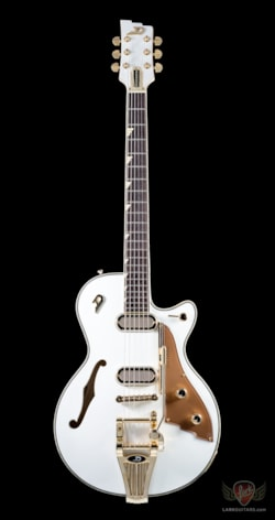Duesenberg Starplayer TV Phonic - Venetian White