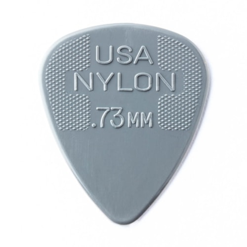 Dunlop Nylon .73mm Pick, 12-Pack