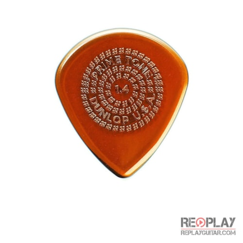 Dunlop Primetone Jazz III Sculpted Plectra 3-Pack Brand New $5.99
