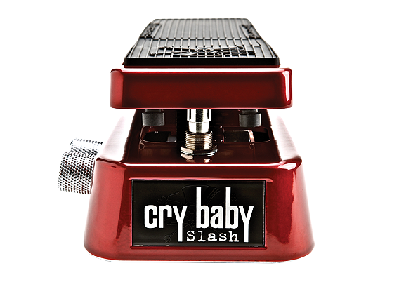 Dunlop SW95 Slash Signature Wah Pedal Red, Brand New