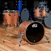 DW Collector's Series Mahogany/Spruce Drum Kit