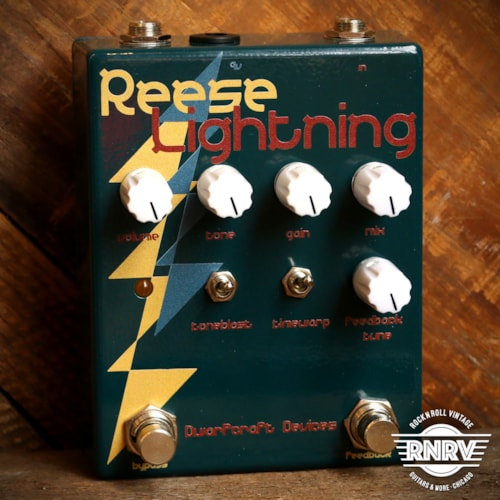 Dwarfcraft Devices Reese Lightning Brand New