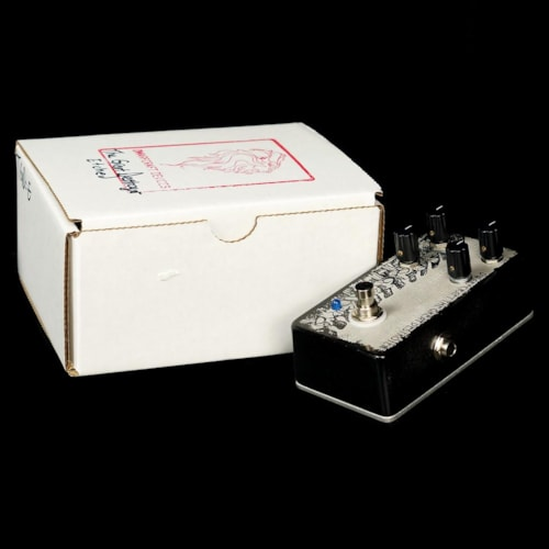Dwarfcraft Devices The Great Destroyer - CUSTOM ENCLOSURE Brand New