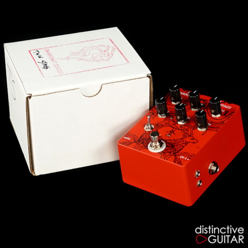 Dwarfcraft Devices Twin Stags Dual Tremolo Red, Brand New, $250.00