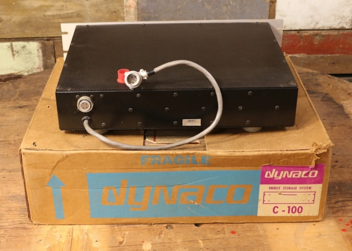 Dynaco C100 Energy Storage System Excellent, $99.00