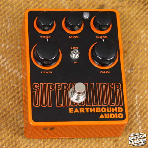 Earthbound Audio 71 Supercollider - Orange Brand New $170.00
