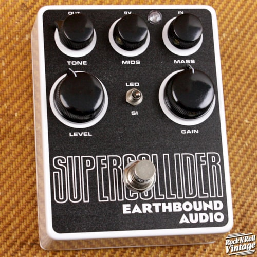 Earthbound Audio Supercollider - White Brand New $170.00