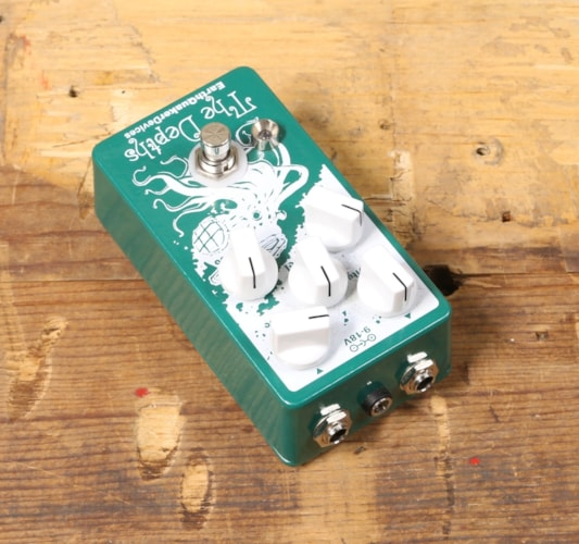 Earthquaker Depths V1 with Box Excellent, $149.00