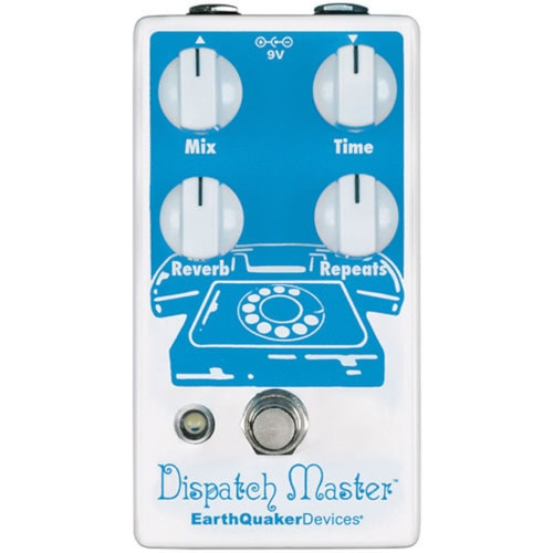 EarthQuaker Devices Devices Dispatch Master Digital Delay & Reverb