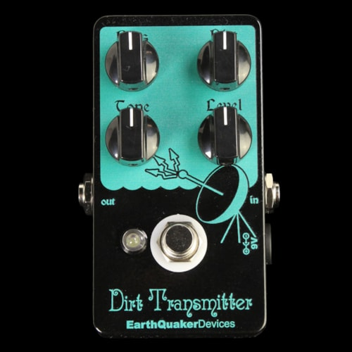 EarthQuaker Devices Dirt Transmitter Overdrive/Fuzz Effects Pedal Brand New, $123.25