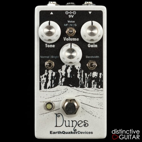 Earthquaker Devices Dunes Overdrive White