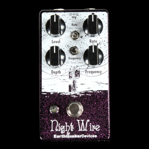 EarthQuaker Devices Night Wire V2 Tremolo Effects Pedal