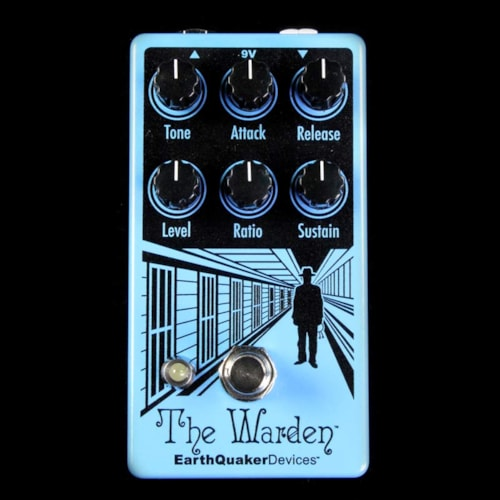 EarthQuaker Devices The Warden V2 Compressor Effects Pedal Brand New $199.00