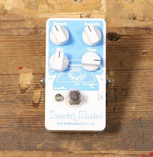 Earthquaker Dispatch Master w/ Box Excellent, $129.00