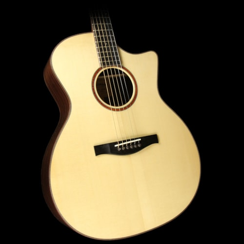 EASTMAN AC722CE Grand Auditorium Acoustic Guitar Natural Brand New, $1,499.00
