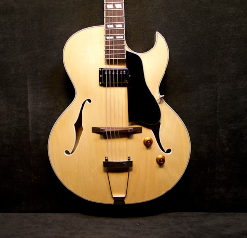 EASTMAN AR 371 CE #5676 Blonde, Brand New, Original Hard, Call For Price!