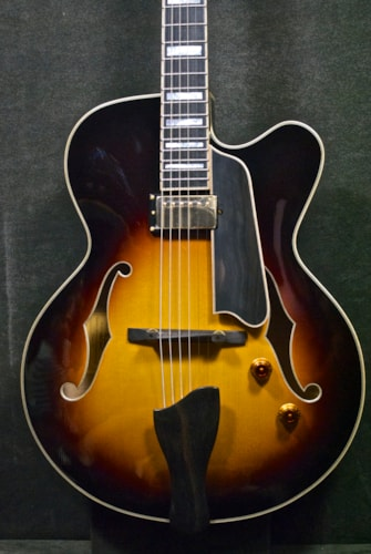 Eastman AR JazzElite 16 140710047 Sunburst, Brand New, Original Hard, Call For Price!