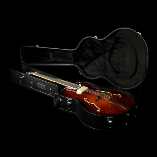 Eastman AR405E Archtop Electric Guitar Antique Varnish
