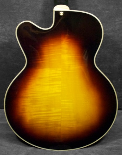 EASTMAN Jazz Elite 16 10071 Sunburst, Brand New, Original Hard, Call For Price!