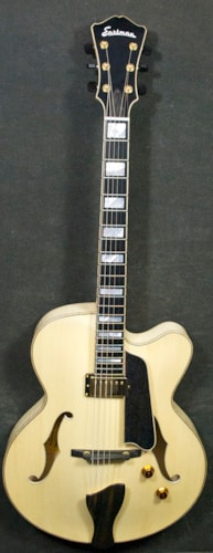 EASTMAN Jazz Elite 16 10078 blonde, Brand New, Original Hard, Call For Price!