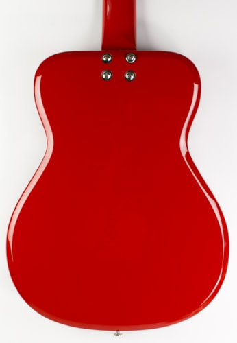 EASTWOOD Airline Folkstar Red/White, Excellent, GigBag, $649.00