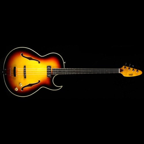 EASTWOOD Used Eastwood Saturn IV Electric Bass Sunburst Excellent, $499.00