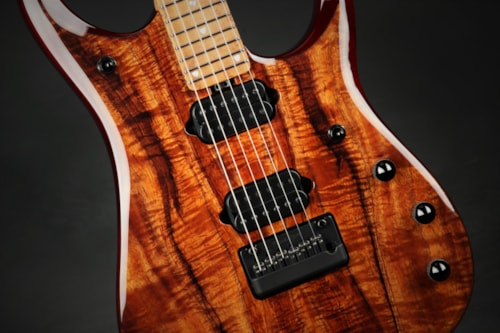 Ernie Ball Music Man Eddie's Guitars Exclusive BFR JP15 - Koa/Roasted Birdseye Maple