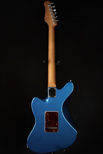 Suhr Eddie's Guitars Exclusive JM Antique Roasted - Lake Placid Blue