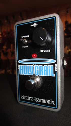 Electro-Harmomix Holy Grail Reverb Black, Excellent, $99.00