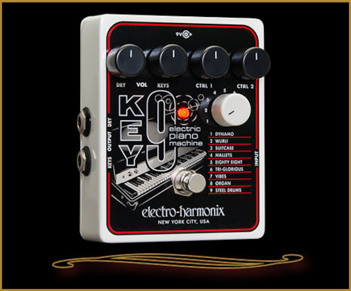 ELECTRO HARMONIX Key9 Electric Piano Machine Brand New