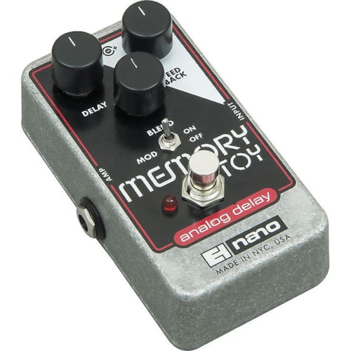 Electro-Harmonix Memory Toy Analog Echo and Chorus