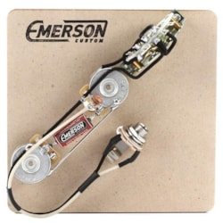 Emerson Custom 3 Way Telecaster Prewired Kit