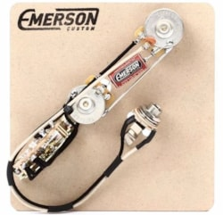Emerson Telecaster 3 Way Reverse Prewired Kit