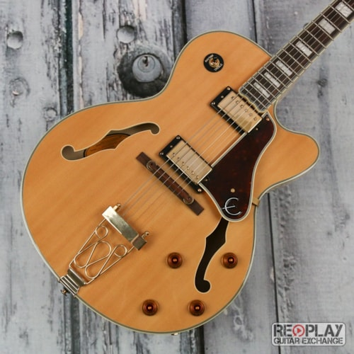 Epiphone Epiphone Joe Pass semi-hollow archtop Very Good, $424.99