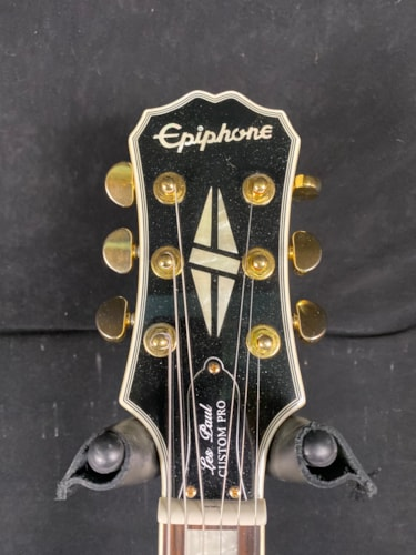 Epiphone Les Paul Custom White