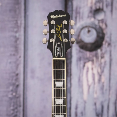 Used Epiphone Les Paul Standard, Metallic Goldtop