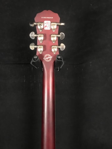 Epiphone Les Paul Traditional Pro Wine Red