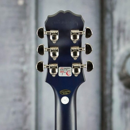 Epiphone Les Paul Ultra-III, Midnight Sapphire *Demo Model*