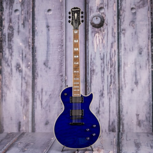 Epiphone Prophecy Les Paul Custom Plus EX, Midnight Sapphire