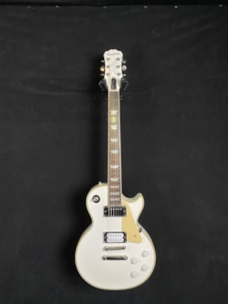 Epiphone Tommy Thayer White Lightning Les Paul