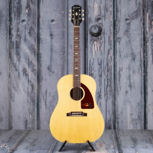 Epiphone USA Texan Acoustic/Electric, Antique Natural